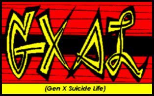 Gen X title sign